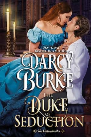 The Duke of Seduction Excerpt