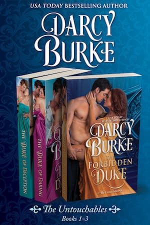 The Untouchables Boxed Set 1-3 by Darcy Burke