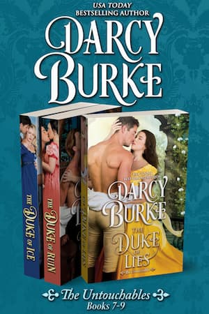The Untouchables Boxed Set 7-9 by Darcy Burke