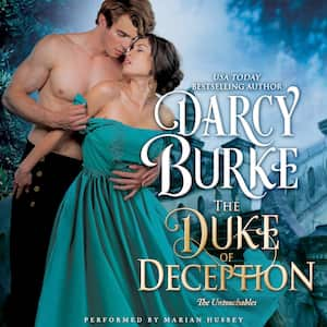 The Duke of Deception audiobook by Darcy Burke