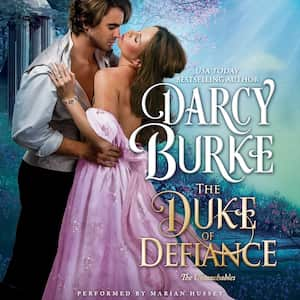 The Duke of Defiance audiobook by Darcy Burke