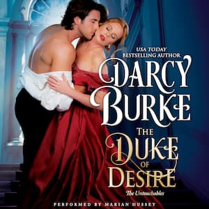 The Duke of Desire audiobook by Darcy Burke