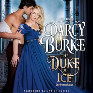 The Duke of Ice audiobook by Darcy Burke