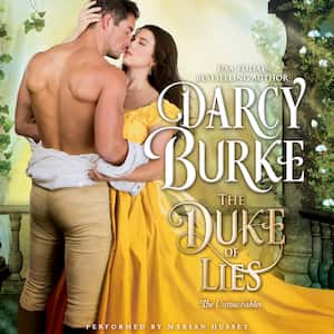 The Duke of Lies audiobook by Darcy Burke