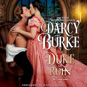 The Duke of Ruin audiobook by Darcy Burke