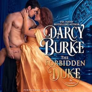 The Forbidden Duke audiobook by Darcy Burke