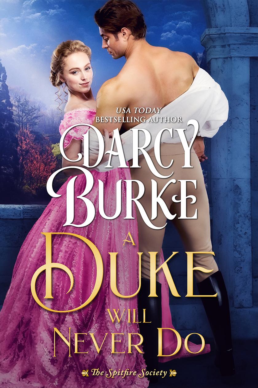 A Duke Will Never Do Excerpt